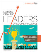 Lessons from the Leaders of Social Influence | Engagement Labs