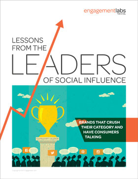 Lessone from the Leaders of Social Influence | Engagement Labs